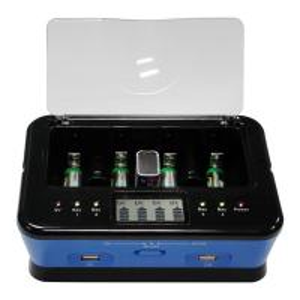 Intelligent Alkaline Battery Recharger , USB Emegency Charger OEM ODM Manufactures