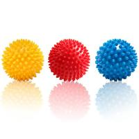 Fitness Mad Spiky Massage Ball Trigger Point Sport Fitness Hand Foot Pain Relief Manufactures