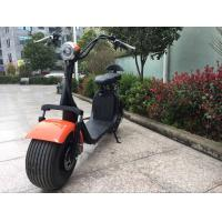 Quality Red / Yellow 1500W Removeable Lithium Battery Operated Scooter CE / RoHS Aproved for sale