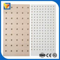 Perforated Fiberglass Acoustic Ceiling and Panel Manufactures