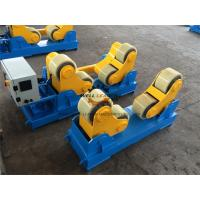 20 Ton Cylinder Self Aligned Welding Rotator 200m Control Wireless Remote Box Manufactures