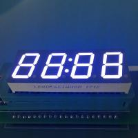 0.56 Inch 7 Segment Led Display 4 Digit High Luminous Intensity Output For Digital Timer Controller Manufactures