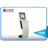 Quality 19 inch free standing LED self service kiosk with smart design for sale