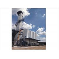 Petrochemical Air Separation Unit , Lower Operation Pressure Liquid Oxygen Plant ISO Manufactures