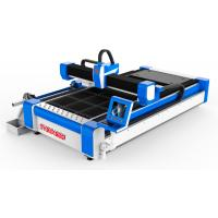 China 3D Cnc Laser Cutting Machine For Metal , 3d Laser Cutter Gantry Structure on sale