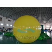 Quality Entertainment Air Filling Helium Balloon Waterproof 12 - 18 KPA Air Pressure for sale