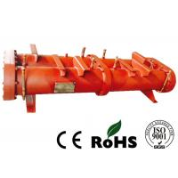 Single Circuit Sea Water Condenser , Tube Shell Heat Exchanger R22 Refrigerant Manufactures