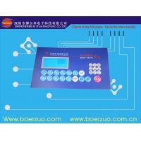 Custom Waterproof Membrane Switch Panel With 3M468 Metal Dome Membrane Keypad Manufactures