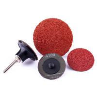 Quality 6 Inch Resin Fiber Sanding Discs Rough Grinding Removing Solder Joints 23000rmp for sale