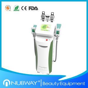cryolipolysis machine/Cryolipolysis slimming machine with optional lipo laser pads Manufactures
