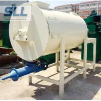 5-20t Per Hour Dry Mixing Equipment , Cement Silo Dry Mix Mortar Plant Manufactures