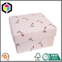 High Quality Cardboard Carton Packaging Box; Custom Color Print Paper Box Manufactures