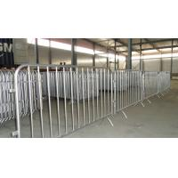 Crowd control fence/pedestrian barriers/concert crowd control barrier ( Manufacture Since 1989) Manufactures