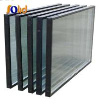High quality China price low-e vacuum insulated glass panels Manufactures
