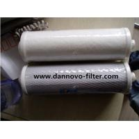 Buy cheap CTO Sintered Activated Carbon Water Filter Cartridge With Any Size For Water Treatment System from wholesalers