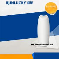 Quality Runlucky Ion Exchange Plant Residential Water Softner Machine RL-RA-1500E for sale