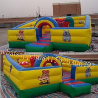 indoor inflatable playground inflatable playground on sale Manufactures