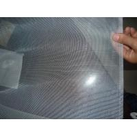 stainless steel wire mesh window screen 16x16mesh for anti corrosion Manufactures
