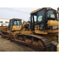 582mm Cutting Depth Used Cat Dozers D6G - 2 3200mm Blade Width 3.3 M3 Blade Manufactures