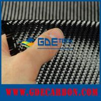 China 3k carbon fiber fabric on sale