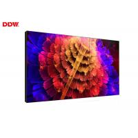 China Light Weight 49 Inch DDW LCD Video Wall With Original Samsung Panel 500 Nits on sale