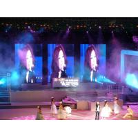 P6.25 Outdoor Video LED Stage Display , IP65 Waterproof Led Screen High brightness Manufactures