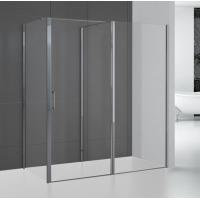 Walk In Shower Enclosures 1600 X 900 Pushing Door Corner Shower Glass Enclosure Manufactures