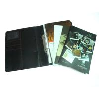 Matt lamination 250gsm C2S paper cover, 157gsm C2S paper text Color Booklet Printing Manufactures