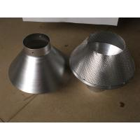 Small Metal Spinning Process Parts With Stainless Steel Or Aluminum Material Manufactures