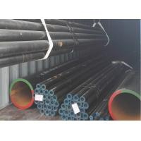 P91 Seamless Steel Pipe Hot Rolled ASTM A335 Standard High Temperature Service Manufactures