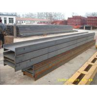 Buy cheap GB700 Q235B, Q345B, JIS G3101 SS400 Steel I Beam of Mild Steel Products from wholesalers