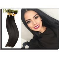 Original Brazilian Remy Human Hair Virgin Hair Extensions With Tangle Free Manufactures