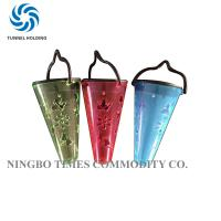 Decorative Hanging Solar Garden Lights , Waterproof Solar Holiday Lights Outdoor Manufactures