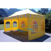 Aluminum Waterproof Commercial Canopy Tent Pop Up Shelter For Event Manufactures