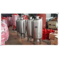 Thermal Expansion Diaphragm Pressure Tank , Fire Sprinkler Water Storage Tanks Manufactures
