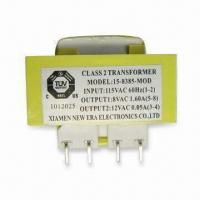 Power Transformer with Several-team Output, 115V AC/60Hz Input Voltage and 20W Maximum Output Power Manufactures