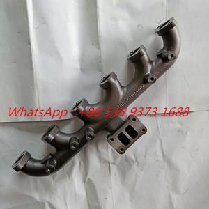 Hot Seller Cummins 4BT Diesel engine parts Exhaust Outlet Tube 4988381 Manufactures
