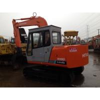 Year 1990 Used Hitachi Ex60 Excavator 90% Uc Isuzu Engine With 3 Years Warranty Manufactures