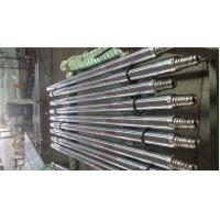 Quality Seamless Custom Tie Rod, Chrome Plated Piston Rod with High Accuracy for sale