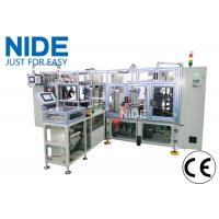 High effeciency fully automatic four working stations stator coil lacing machine Manufactures