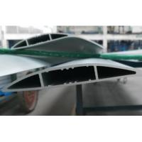 Exterior Aluminum Blinds / Industrial Fan Blade Extrusion Profiles ISO Certificate Manufactures