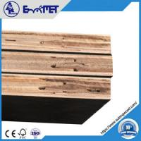 Cheap Price 1220x2440x18mm Finger Joint Core Film Faced Plywood Manufactures