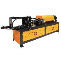 YGT4-12 Steel Bar Straightening Machine 7.5kw With Simple Hydraulic System Manufactures