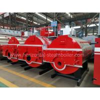 Durable Automatic Control Oil Fired Hot Water Boiler 35 - 14MW With Three Return Trip Manufactures