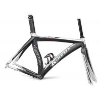 China 700C Time Trial Bike Frame , Aero Bike Frame Not - Integrated Style on sale