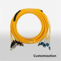 Fiber Optic Patch Cord SC/FC/LC/ST Connector Single Mode Customizing Patch Cable Manufactures