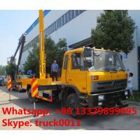 CLW brand 18m-20m 170hp diesel overhead working truck for sale, best quality high altitude operation truck Manufactures