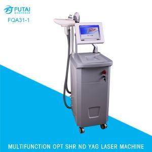 China FQA31-1 IPL super hair removal OPT SHR IPL RF Laser Machine Fast hair removal on sale