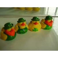 Quality 5.0L*4.6W*4.9H Cm Yellow Mini Rubber Ducks Baby Shower Toys Sort For Duckies for sale