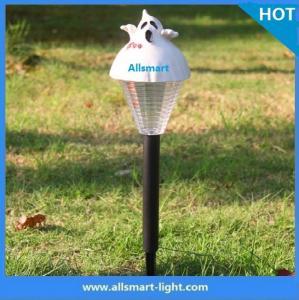 holloween solar spike garden led lights solar chrismas lights solar sensor pathway lawn lights Manufactures